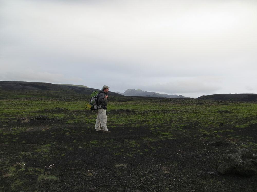 L'Islande en solitaire
