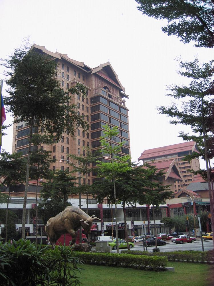 Rue de Kuala Lumpur