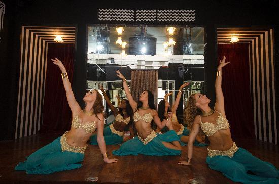 Marrakech Lotus Club