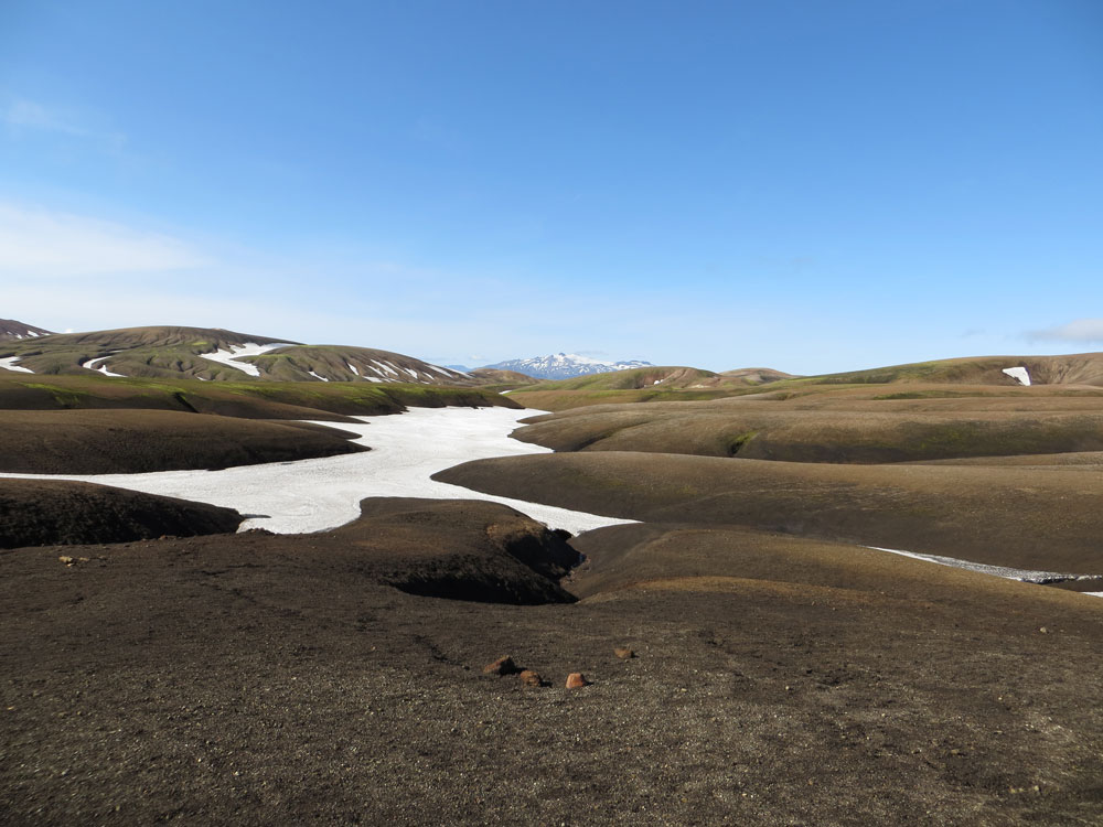 Nature islandaise
