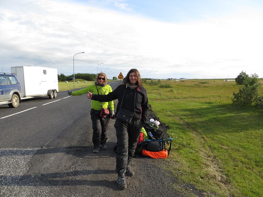 L'Islande en stop