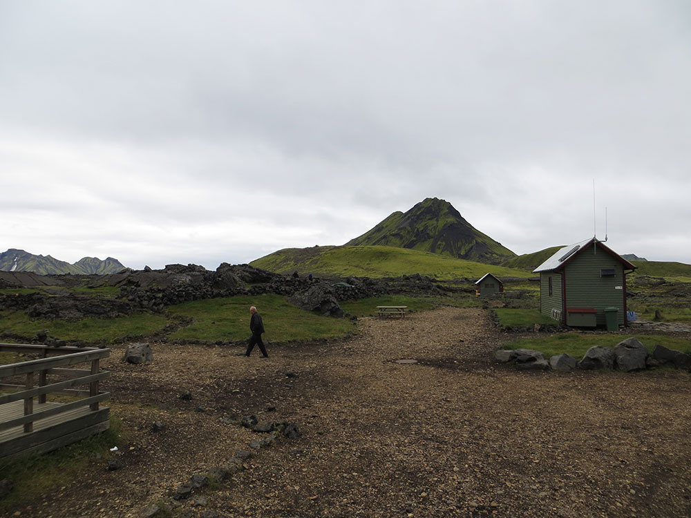 Refuge de Hvanngil