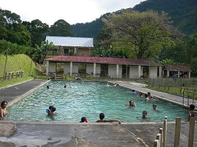 Antsirabe une ville thermale de madagascar une for Piscine thermal