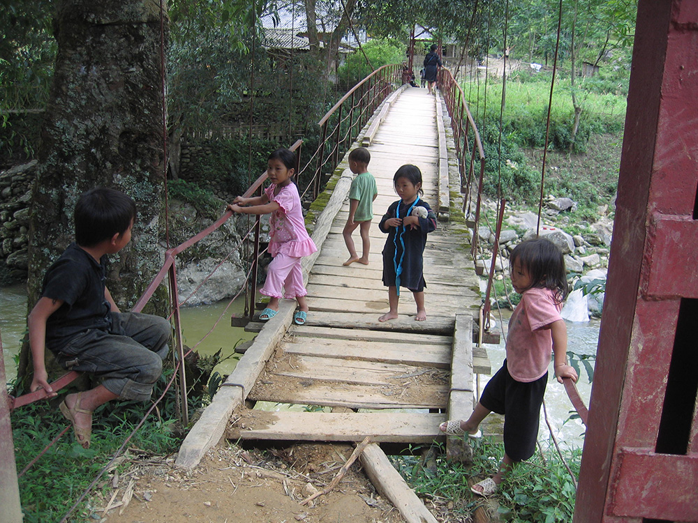 Enfants du Vietnam
