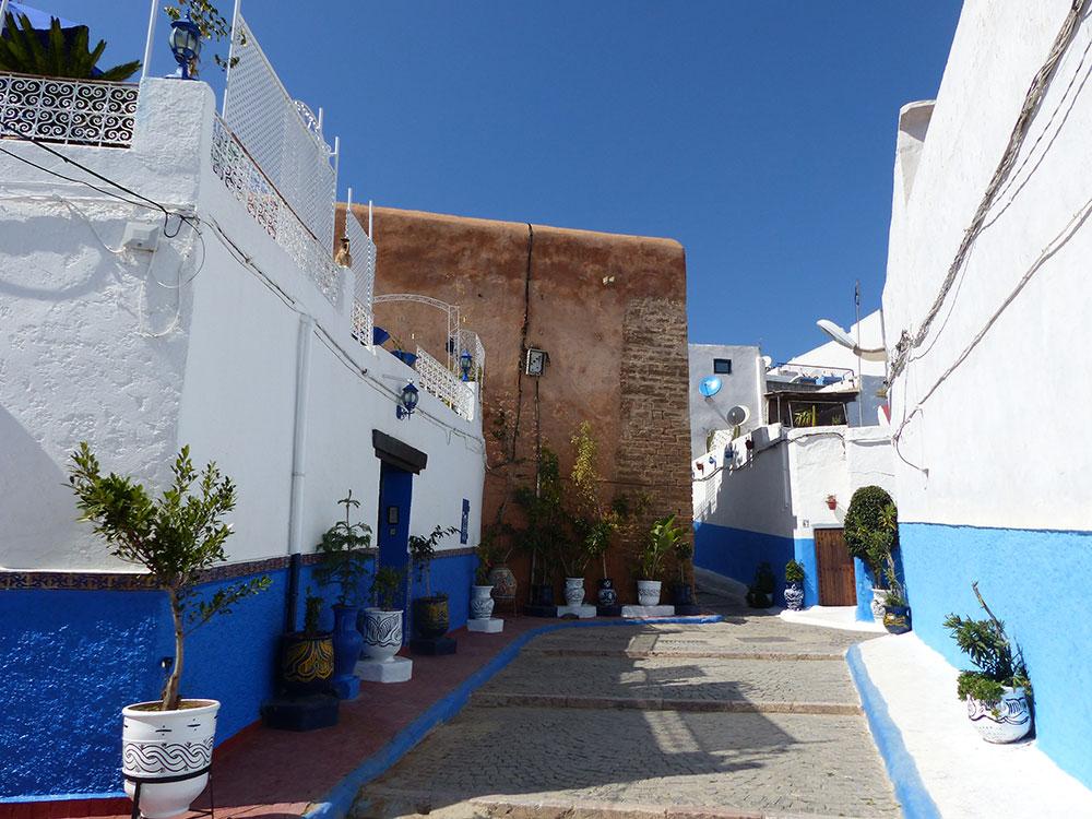 Ruelles de Rabat