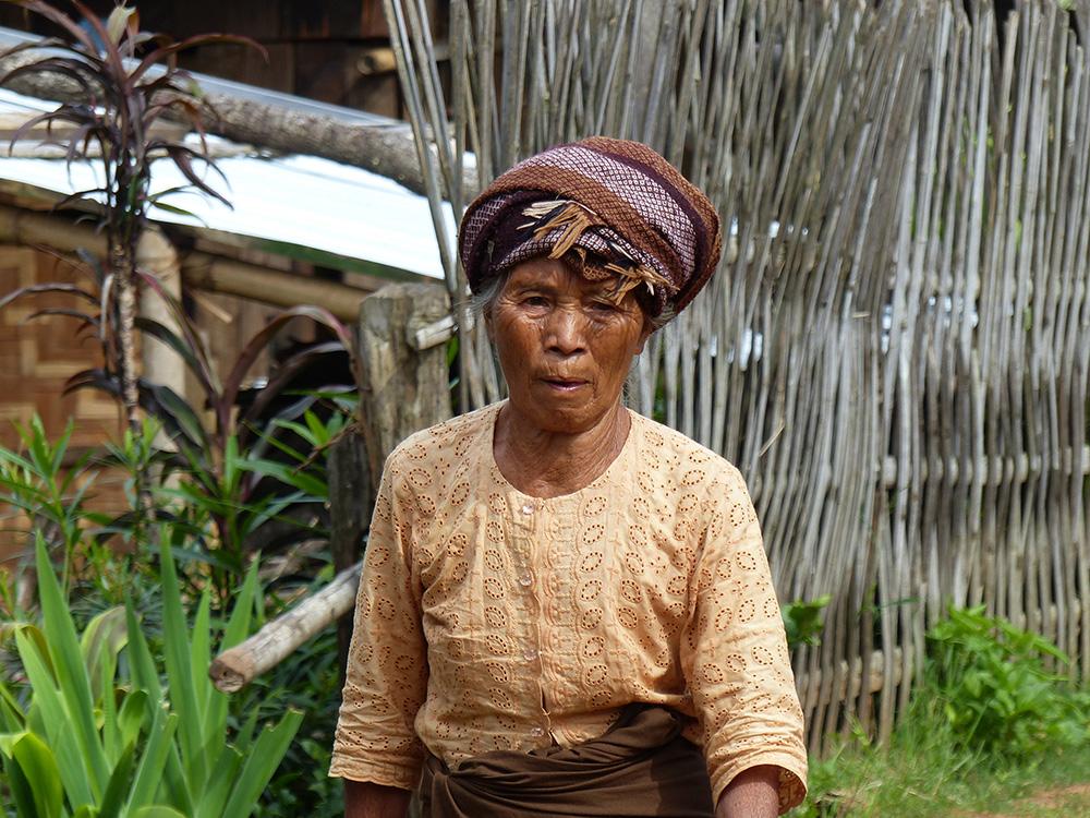 Grand-mère Hsipaw