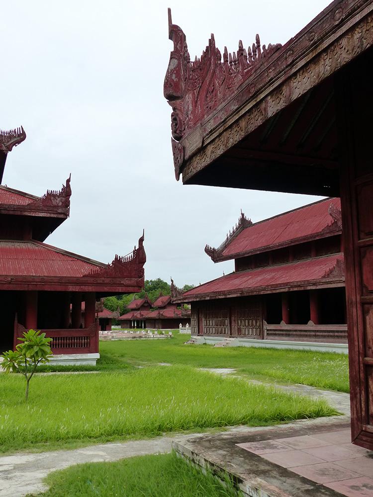 Palais royal de Mandalay