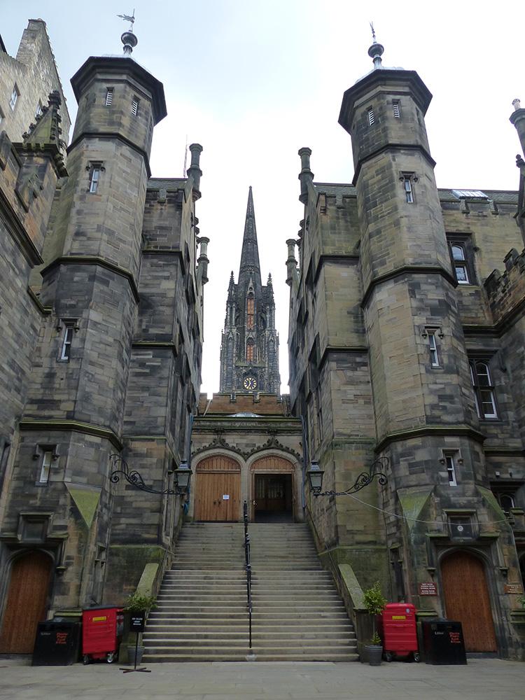 Eglise à Edimbourg