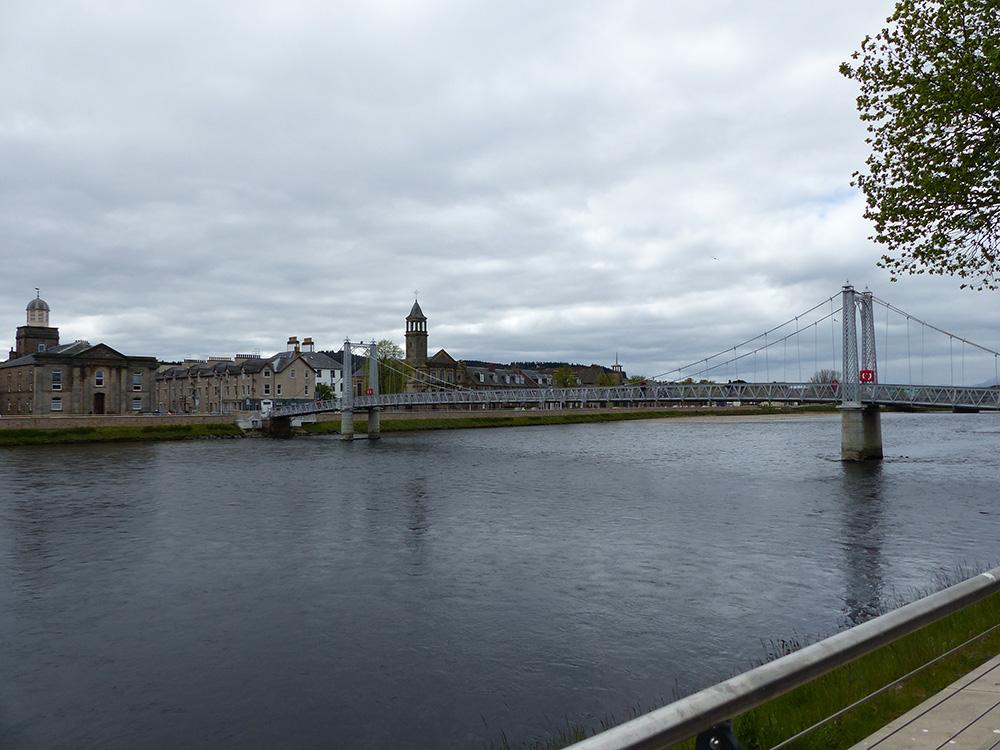 Pont à Inverness