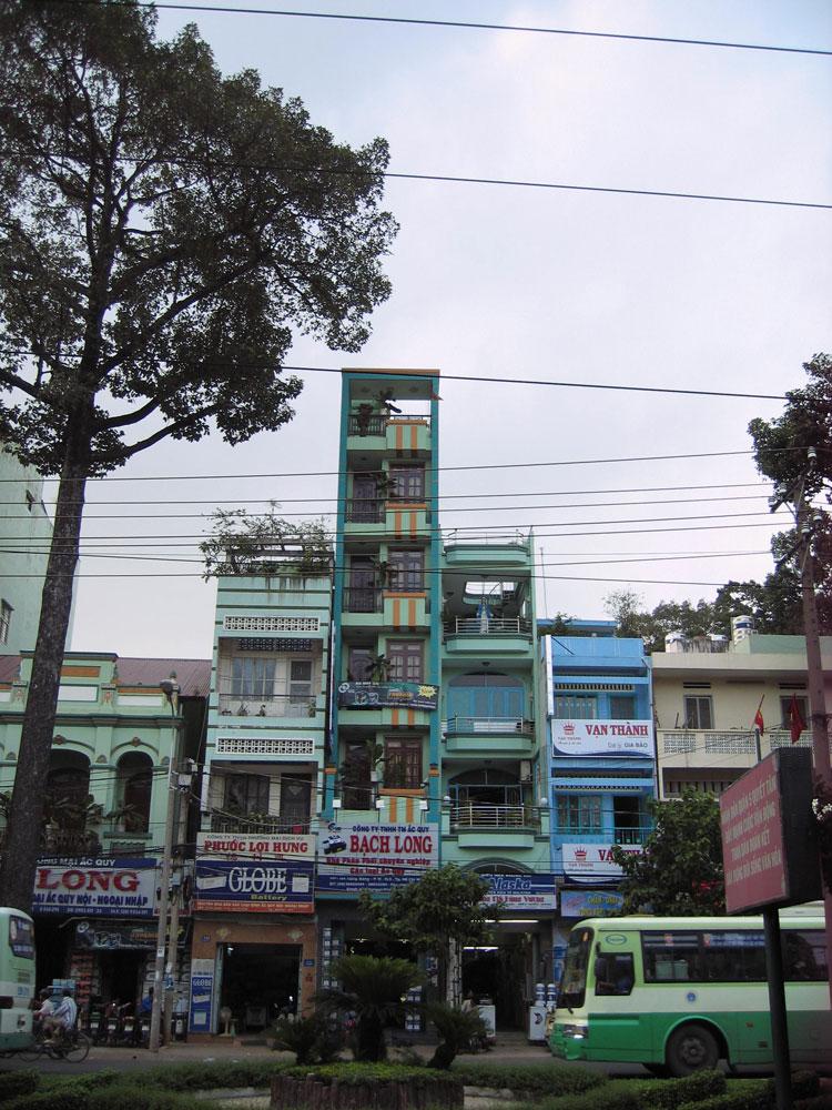 Appartements au Vietnam