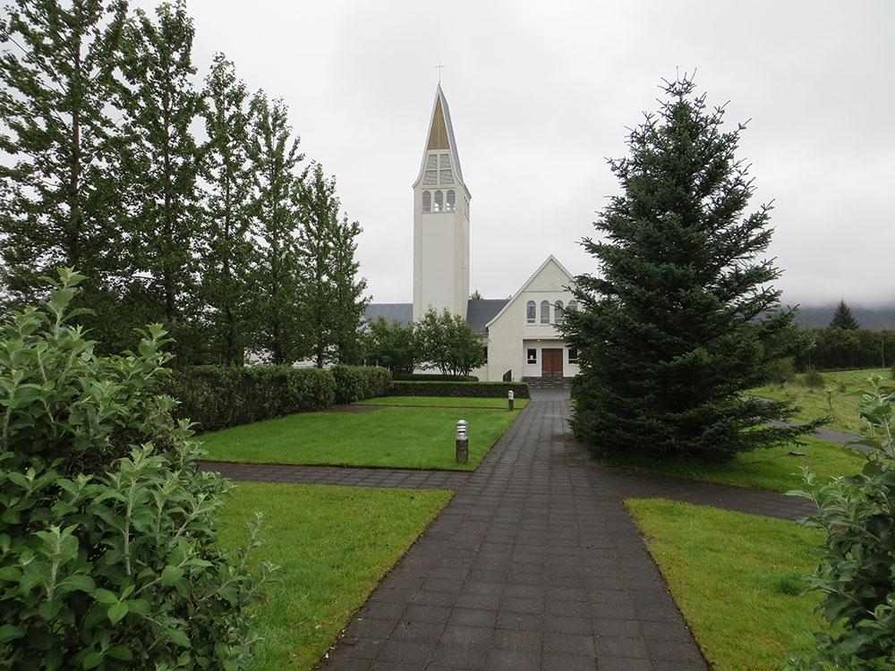 Eglise de Selfoss