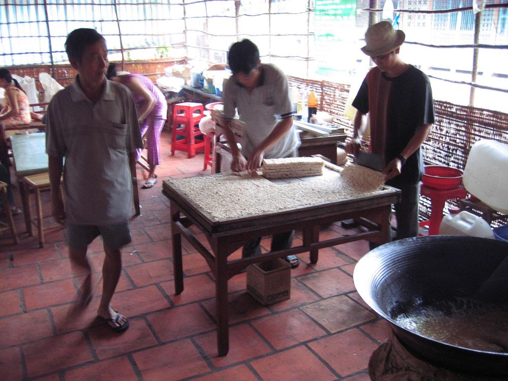 Friandises vietnamiennes