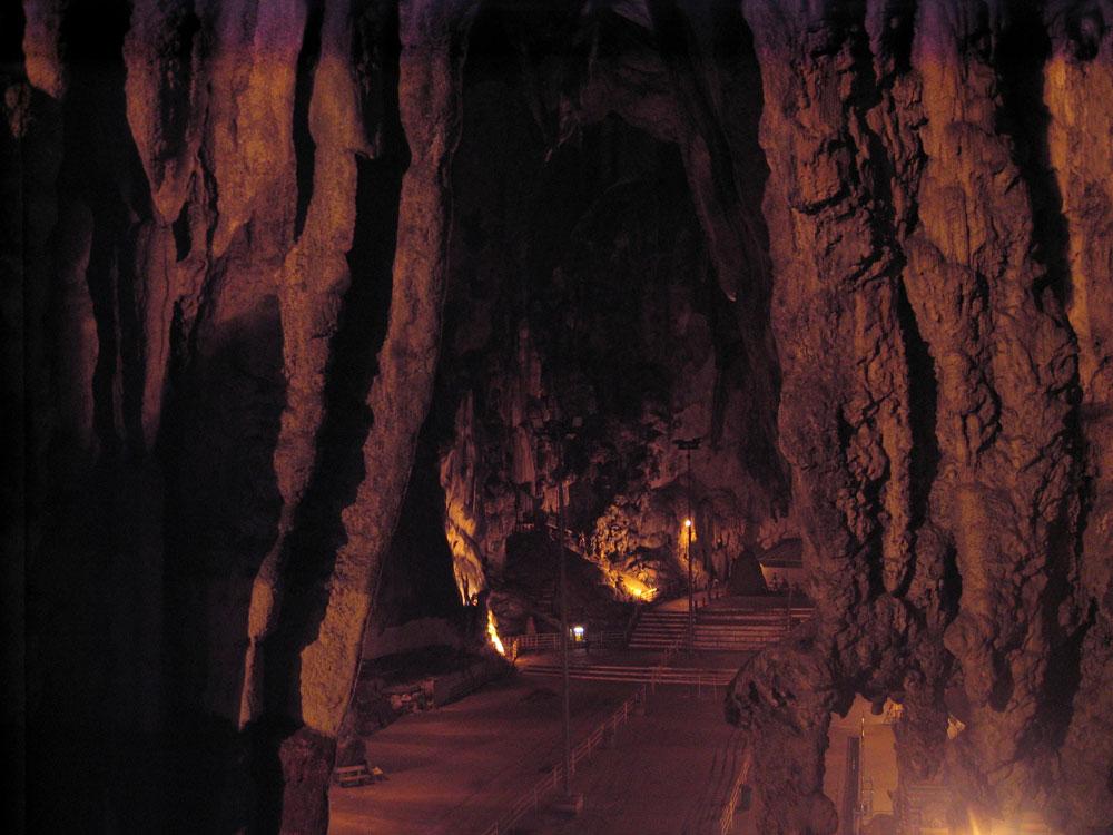 Grottes de Batu