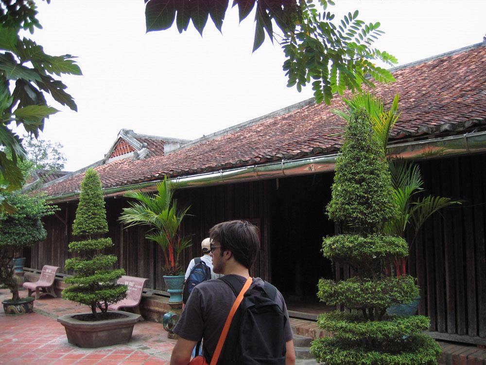 Ancienne maison vietnamienne