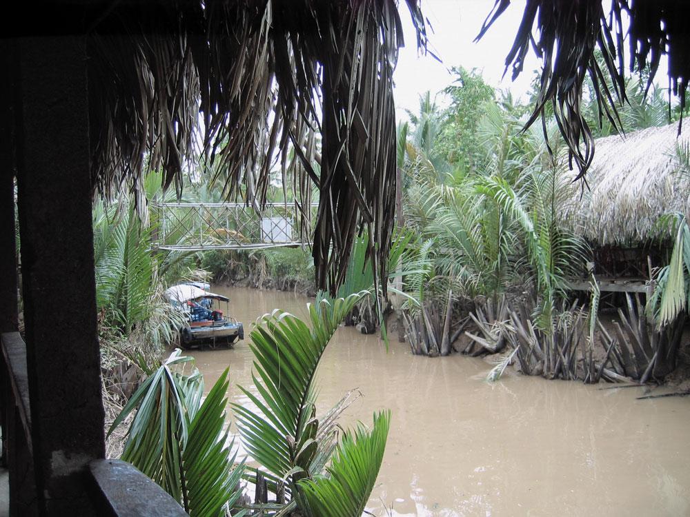 Rivière du Mékong
