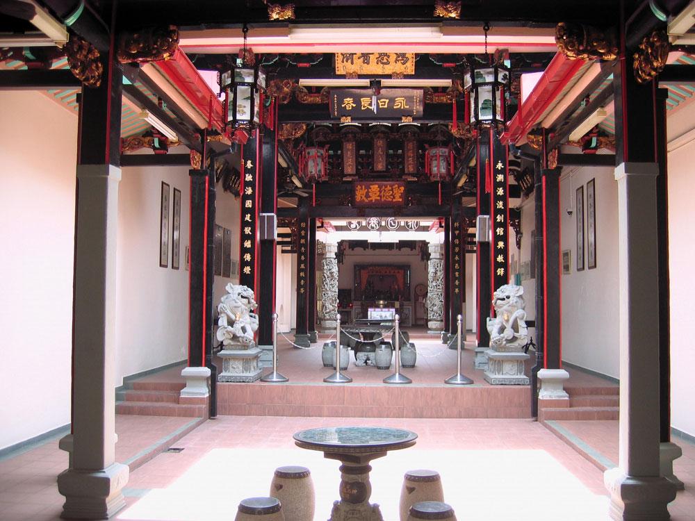 Musée intérieur