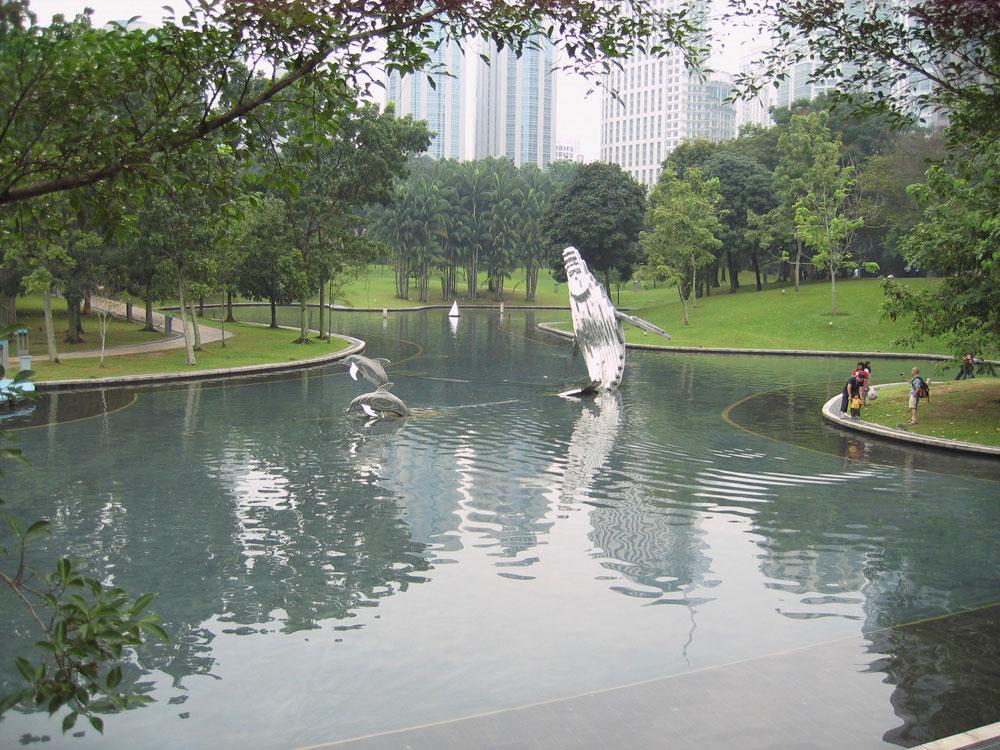 Le parc aux 1000 interdictions