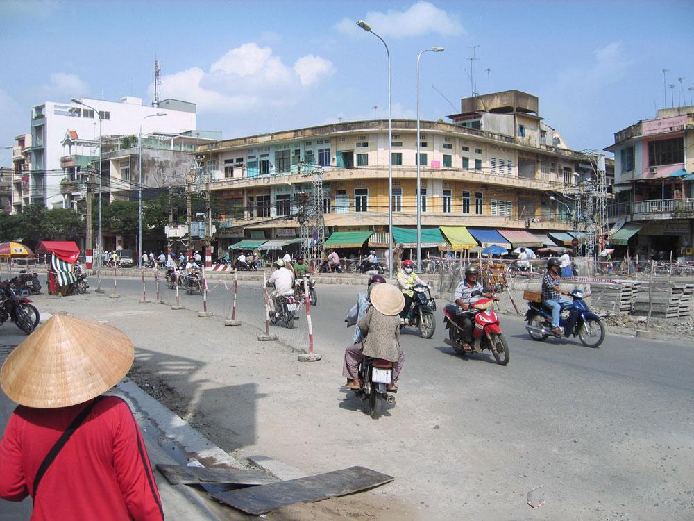 Rue de Saigon