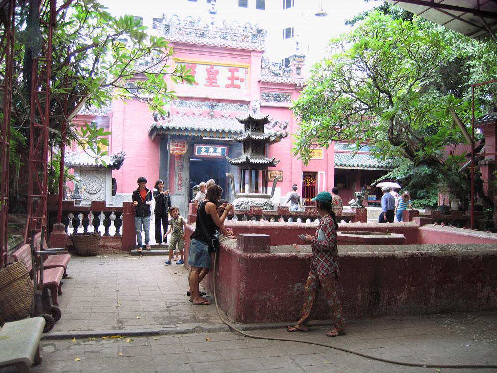 Le Temple de Jade