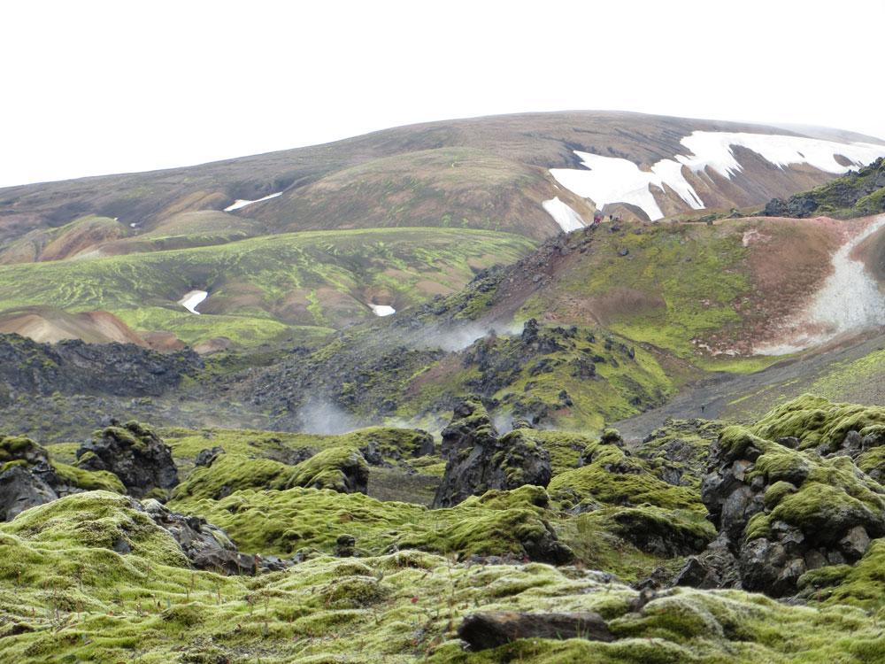Fumerolles Islande