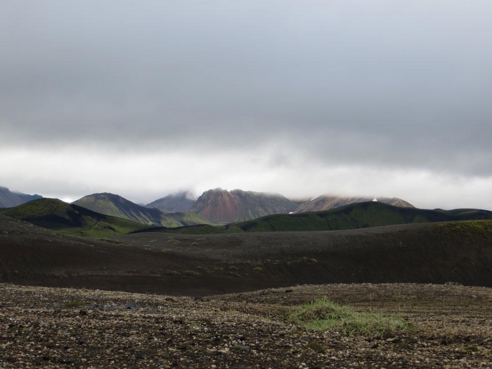 Terre et Ciel en Islande