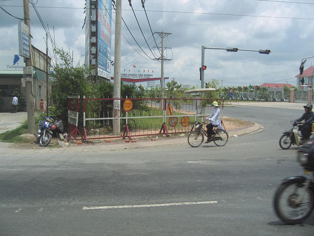 Péage vietnamien