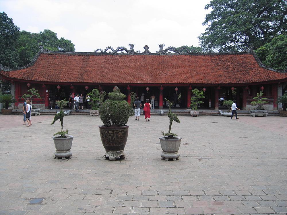 Temple de Confucius à Hanoï