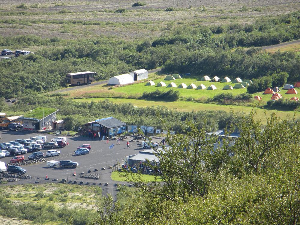 Camping Skaftafell