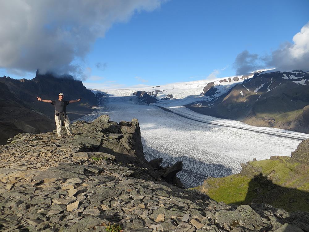 Glacier de Vatnajokull
