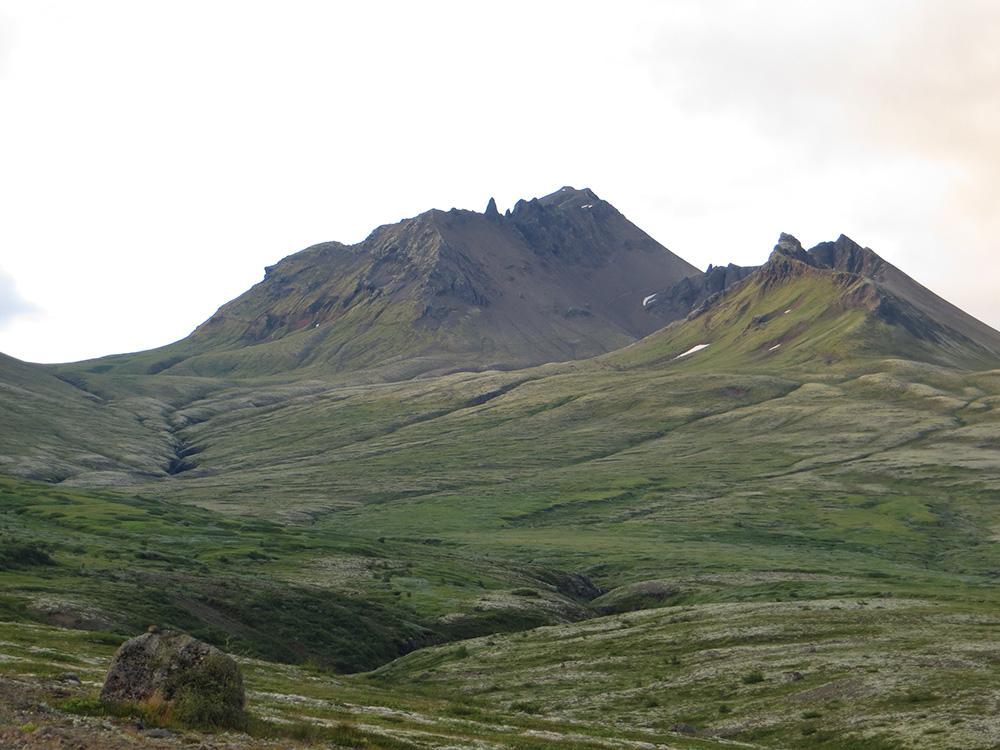 Randonnée Skaftafell