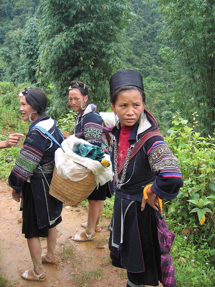 Femmes Hmongs