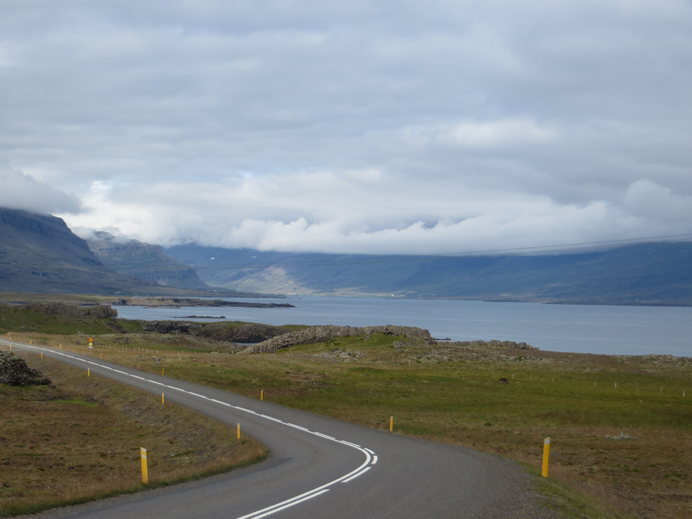 Fjords d'Islande