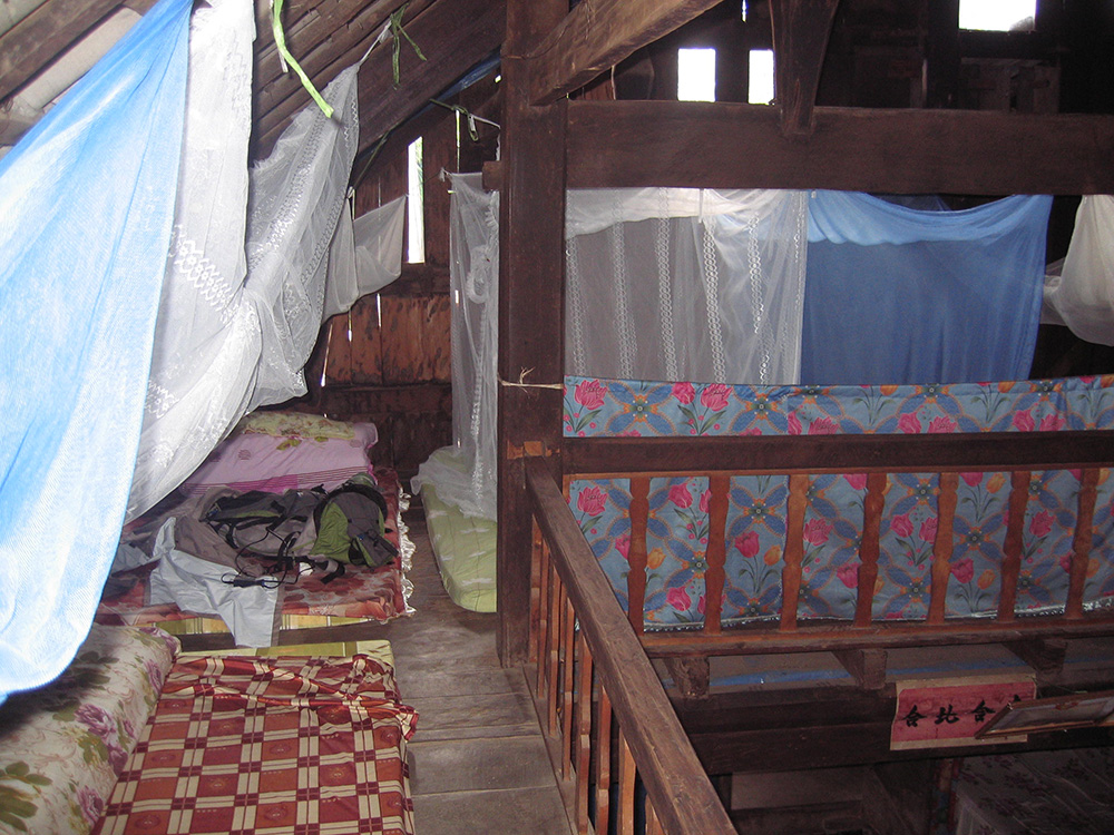 Dormir chez l'habitant
