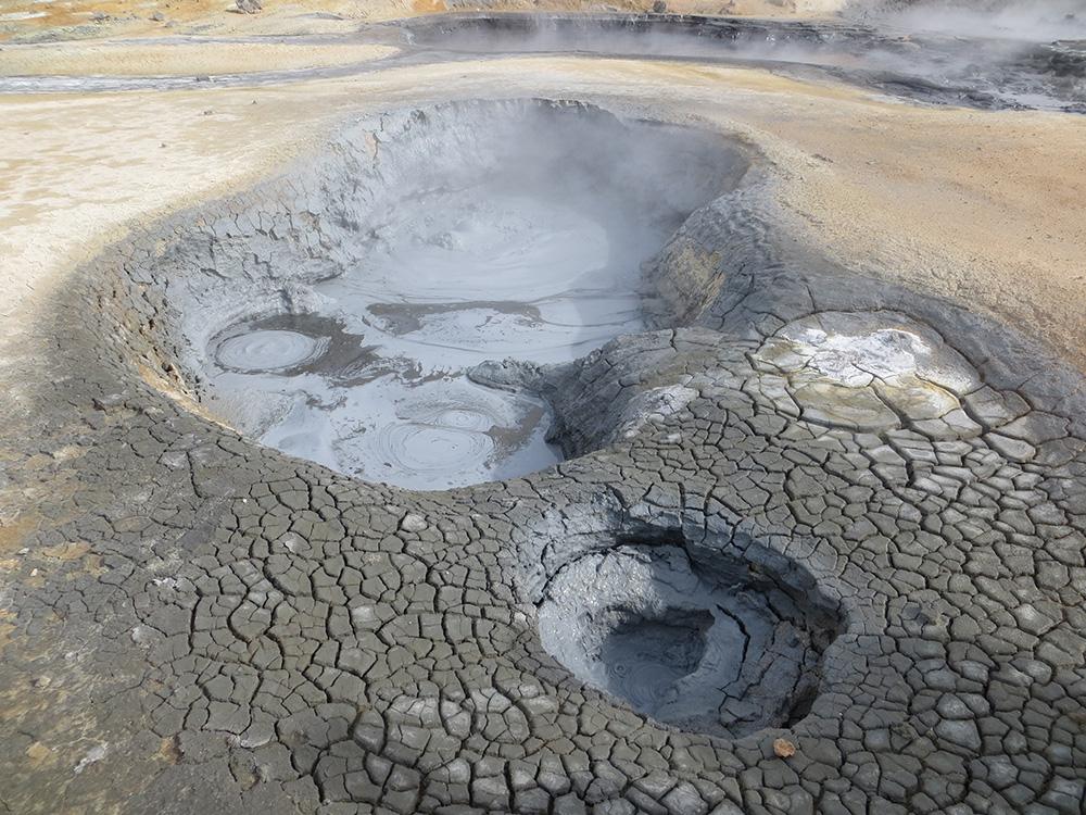 Islande, terre vivante