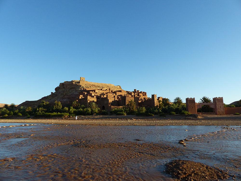 Aït Ben-Haddou au Maroc