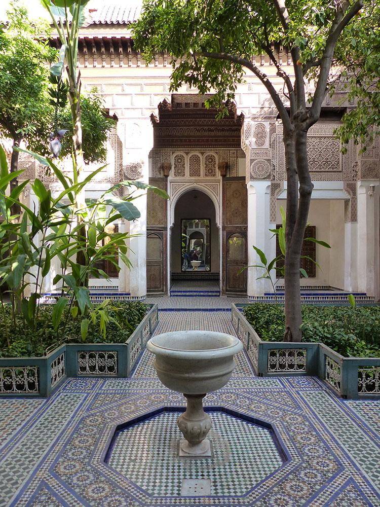 Palais El Bahia
