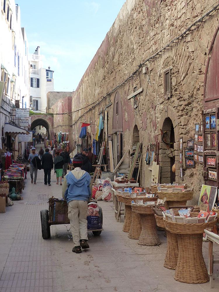 Balade à Essaouira