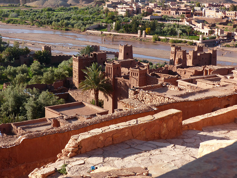Forteresse Ouarzazate