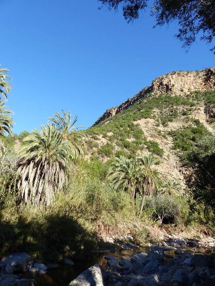 Paradise Valley au Maroc