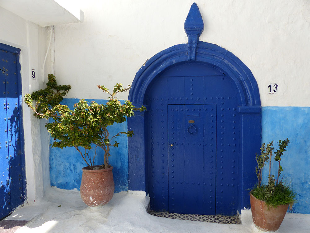Porte à Rabat
