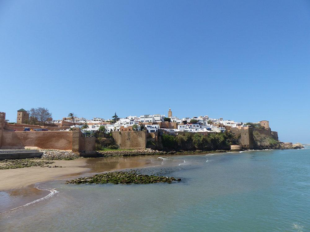 Rabat au Maroc