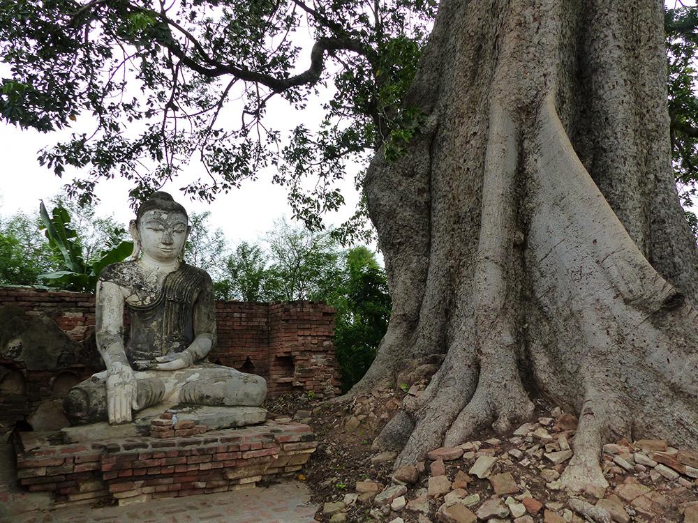 Bouddha Birmanie