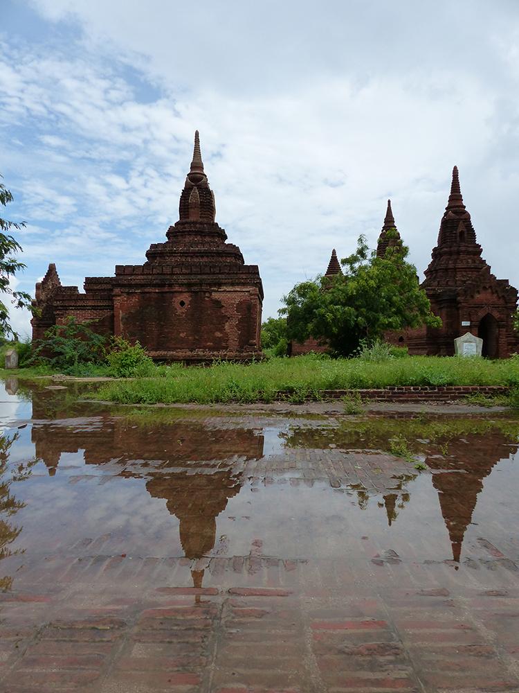 Pluie en Birmanie