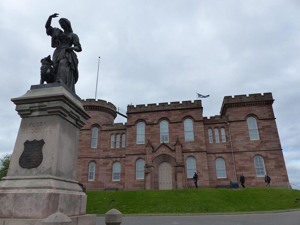Chateau à Inverness