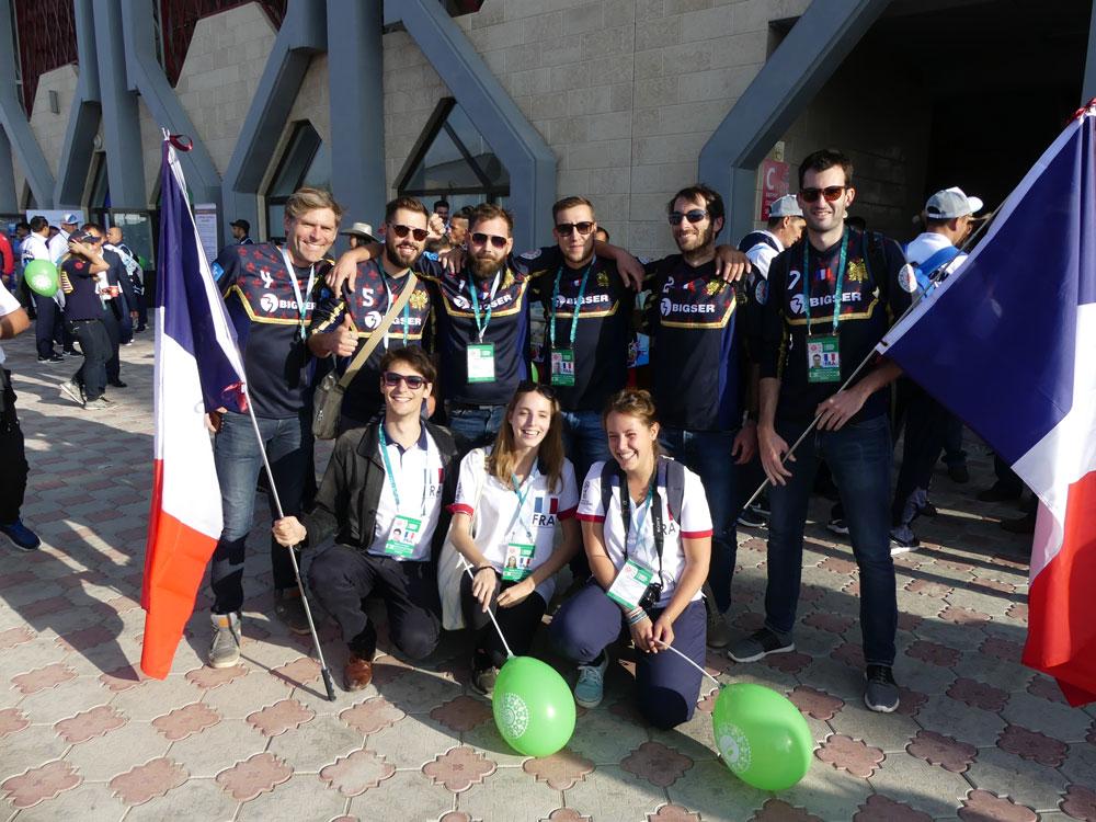 Equipe de France de Kok-Boru