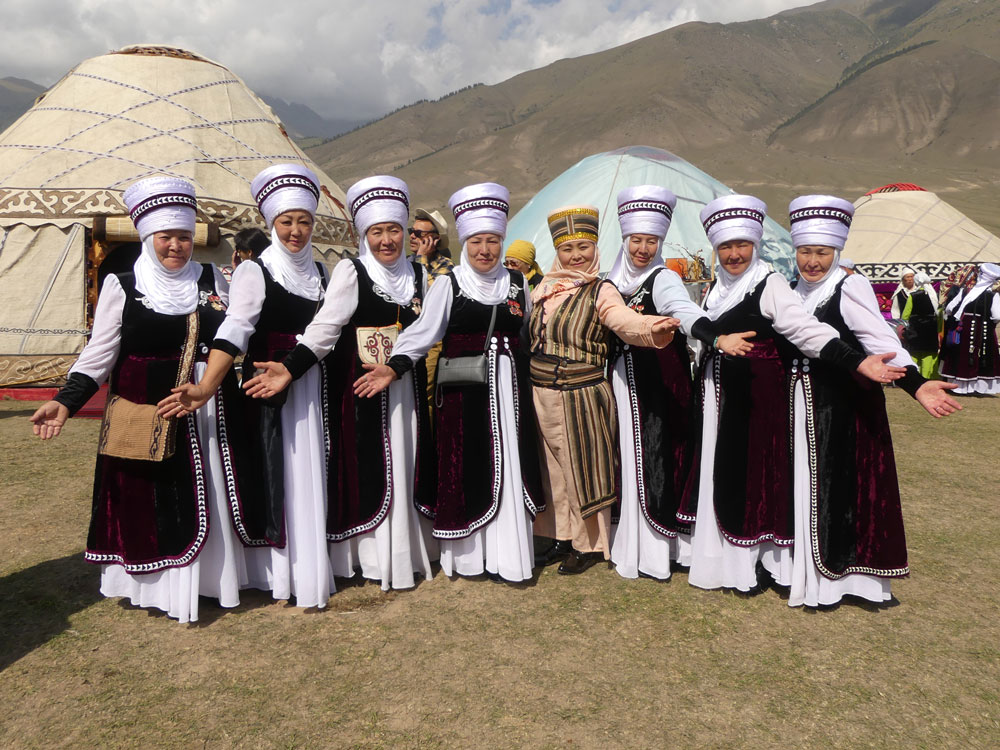Hospitalité au Kirghizistan