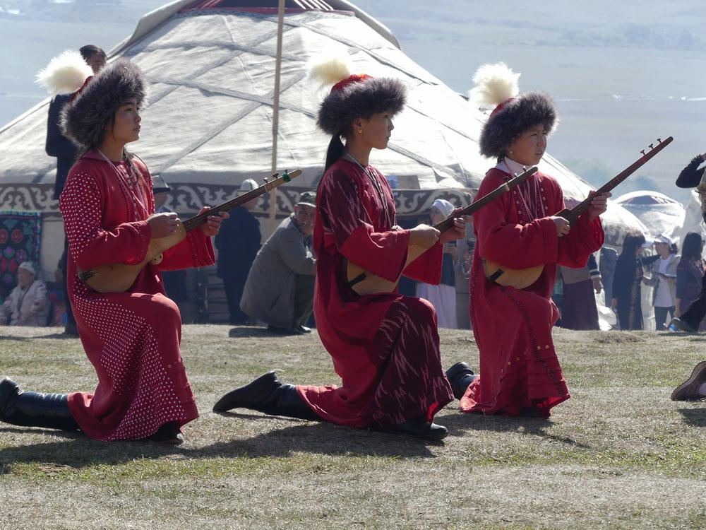 Instruments de musique nomades