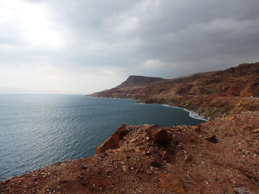 Rives de la Mer Morte