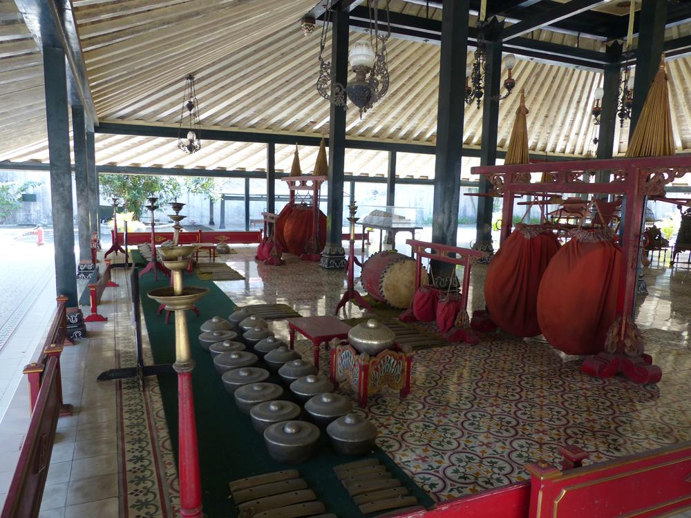 Instruments de musique indonésien