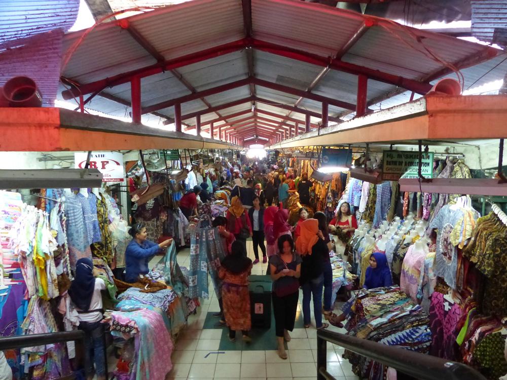 Marché de Yogyakarta